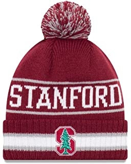 best website 24a2a ea6bd ... top quality stanford cardinal college vintage select knit pom beanie  cardinal a3a3f 26432