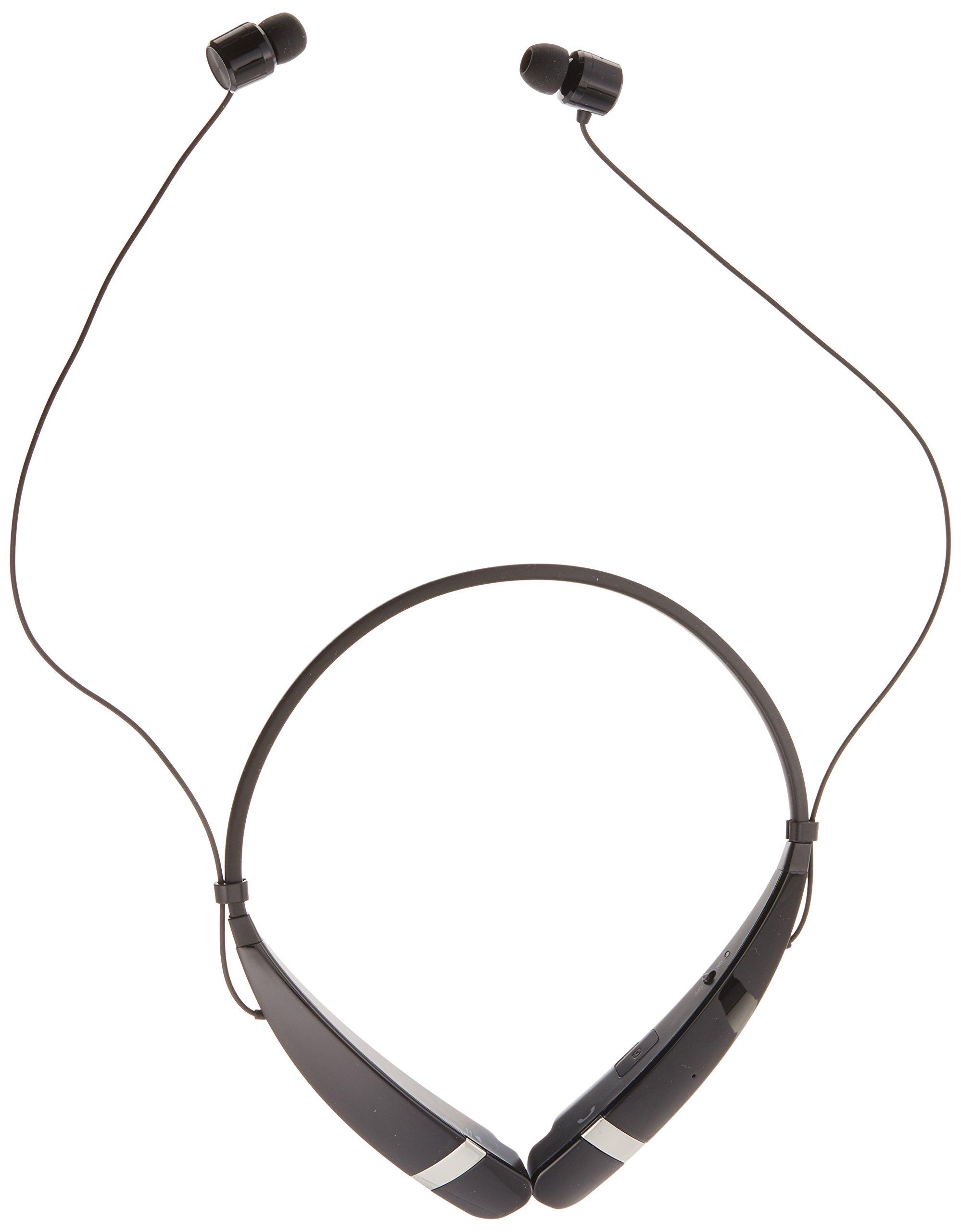 2109d8c5569 LG Tone Pro Wireless Stereo Bluetooth Black 760 - TechAdict