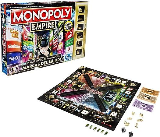 Monopoly - Empire (Hasbro B5095105): Amazon.es: Juguetes y juegos