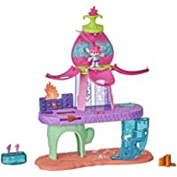 Deals on Trolls DreamWorks World Tour Blooming Pod Stage Musical Toy