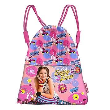 Amazon.com: Soy Luna gimnasio bolsas de cordón: Amazon ...