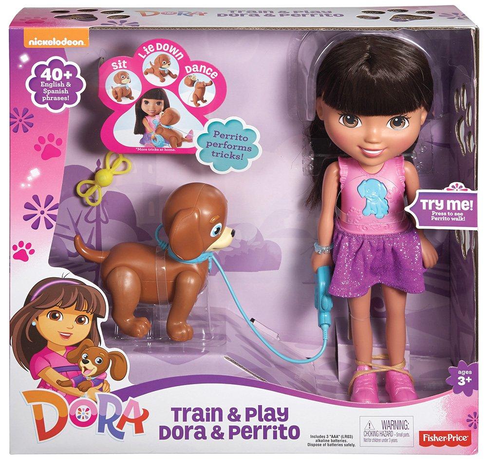Fisher Price Dora Train &a...