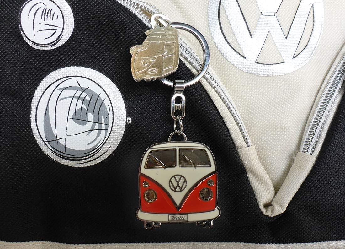 Brisa VW Collection VW T1 Bus Portachiavi in Scatola Regalo Arancione