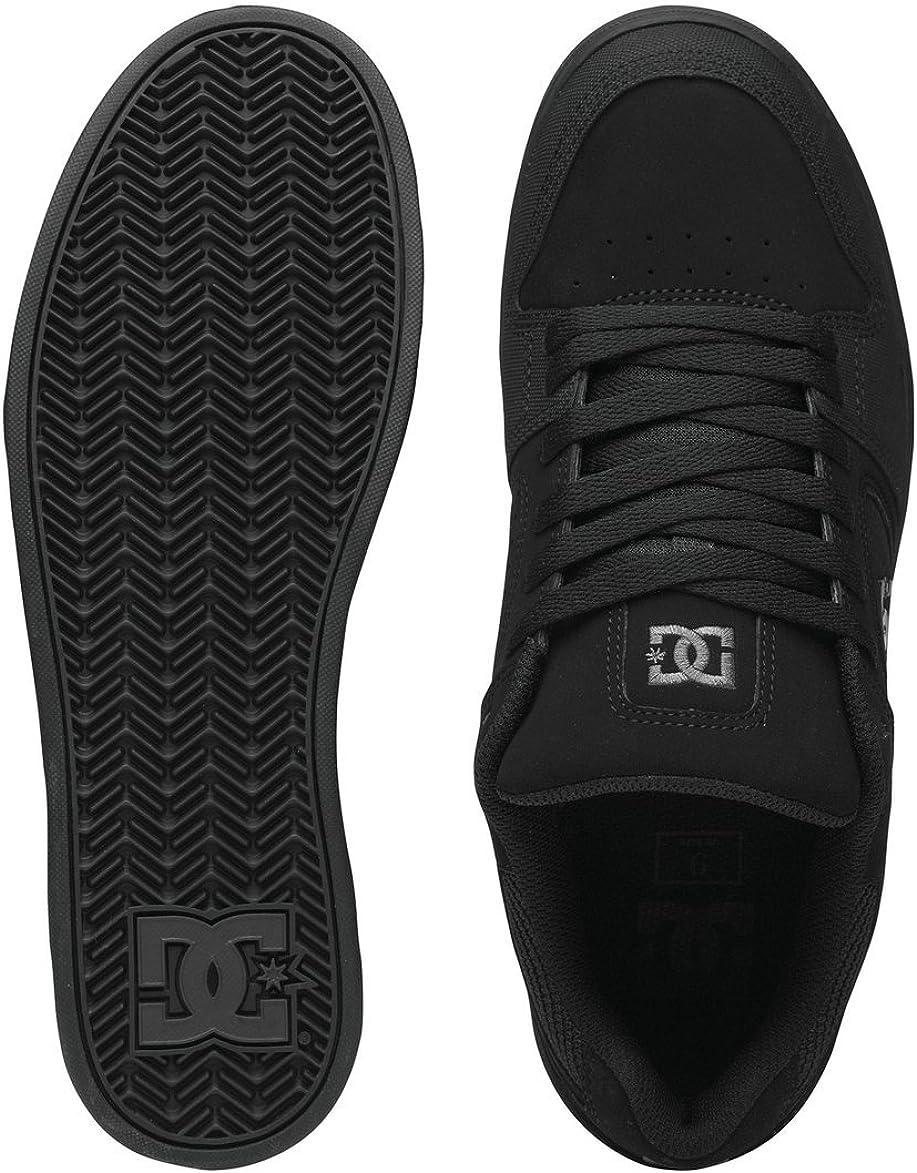 DC Men's Union Action Sports Shoe Black/Pirate Black