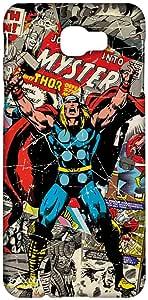 جراب هاتف Samsung J5 Prime من Macmerise Comic Thor Sublime