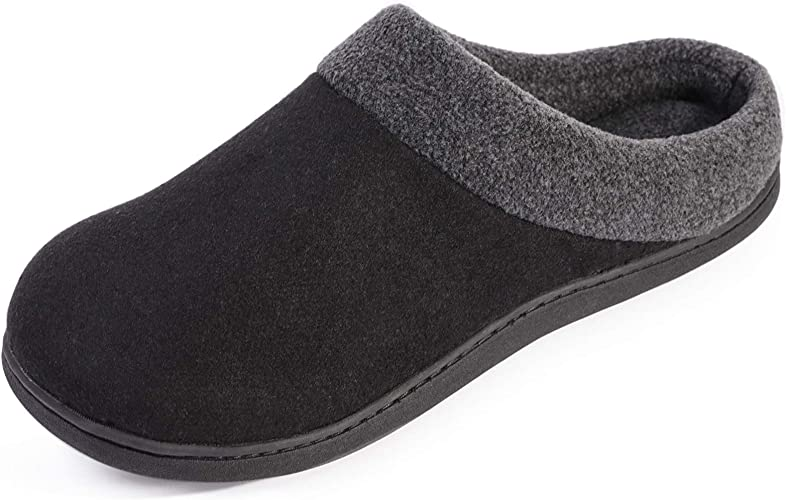 big and tall bedroom slippers