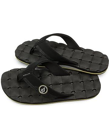 ef51fc38e8 Volcom Kids  Recliner Big Youth Sandal Flip Flop