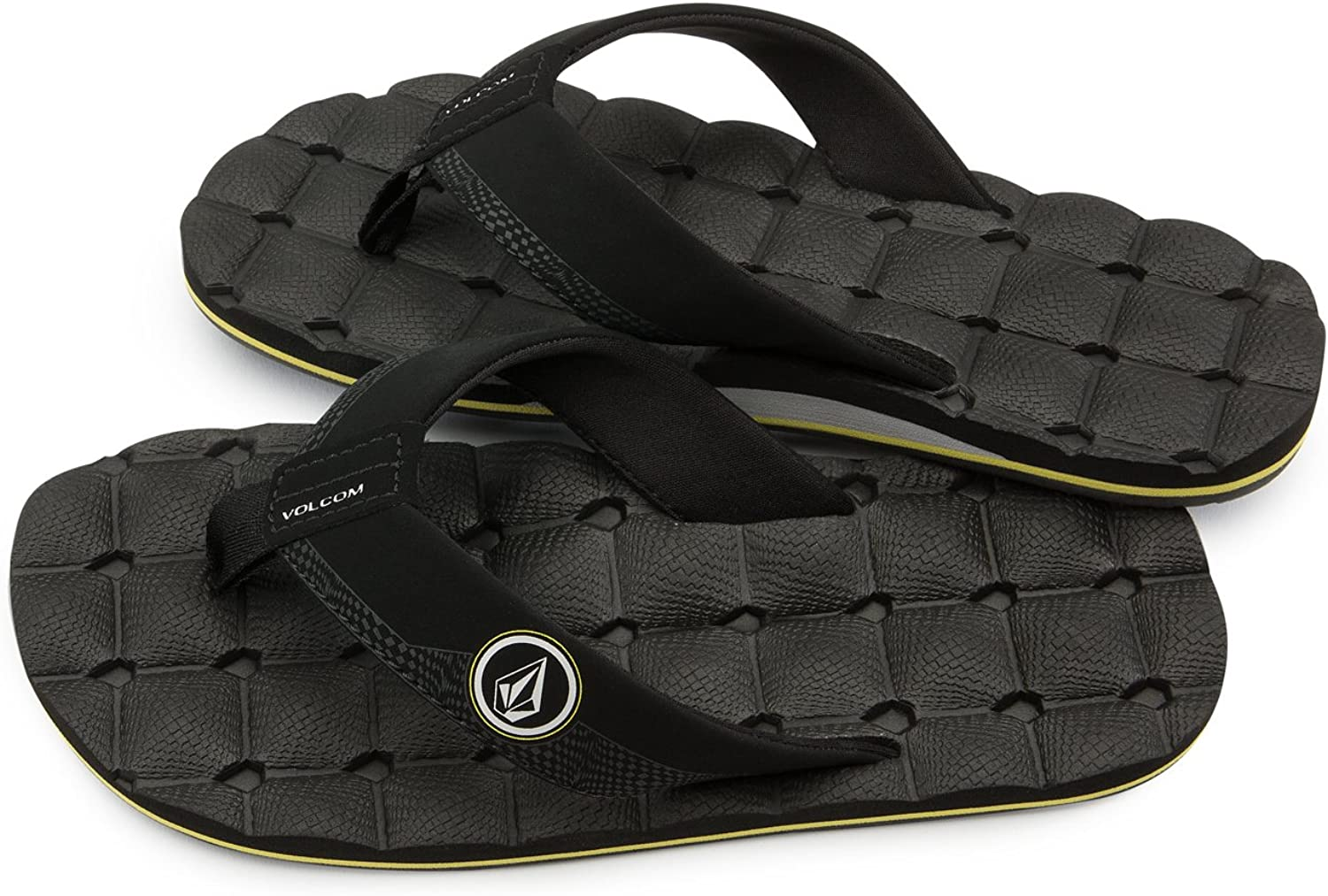 Volcom Kids Recliner Big Youth Sandal Flip Flop