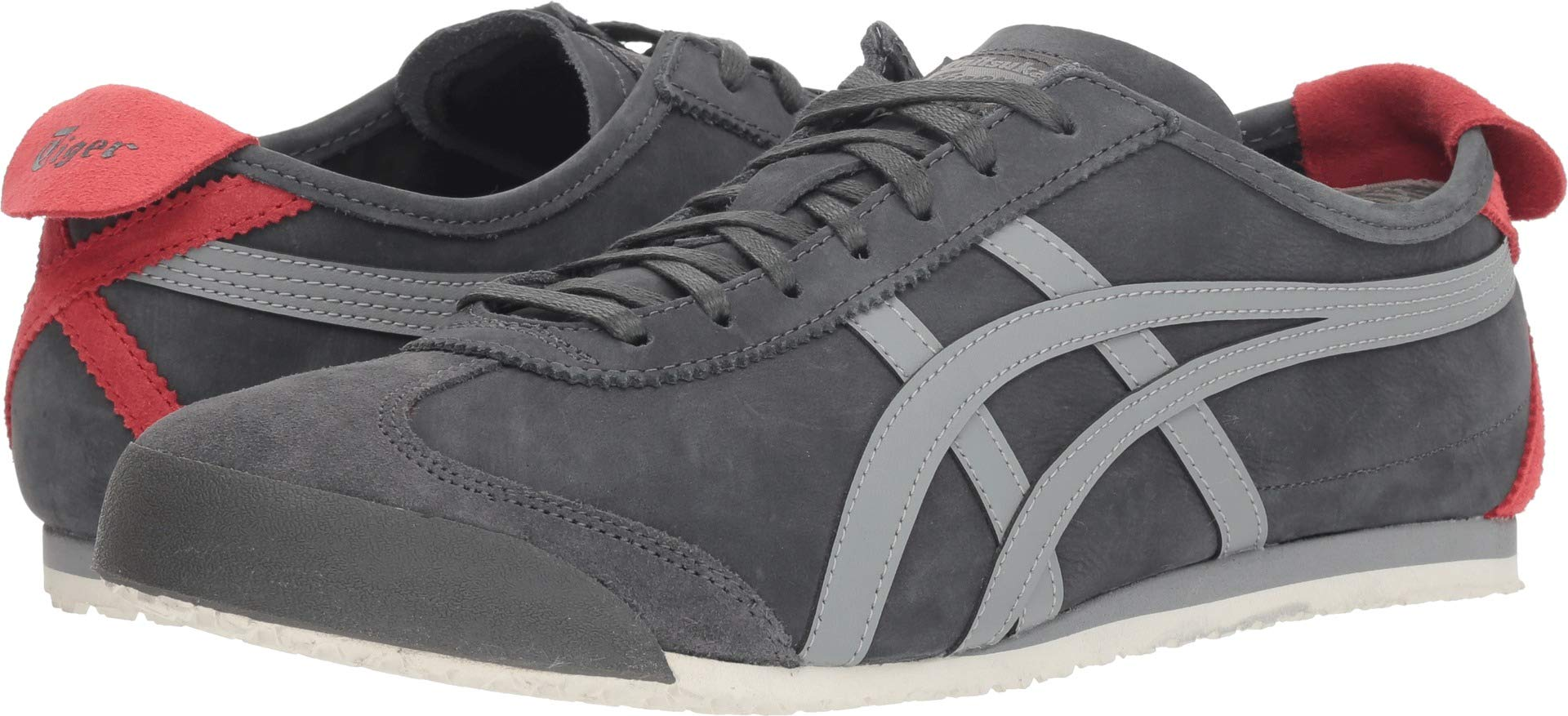 wholesale dealer a8dda 5fd69 Onitsuka Tiger by Asics Unisex Mexico 66 Dark Grey/Dark Taupe 11.5 M US  Medium
