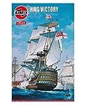 Airfix clásico Classics HMS Victory 1765 1:180 - Kit de maqueta de Naval Militar (plástico, A09252V)