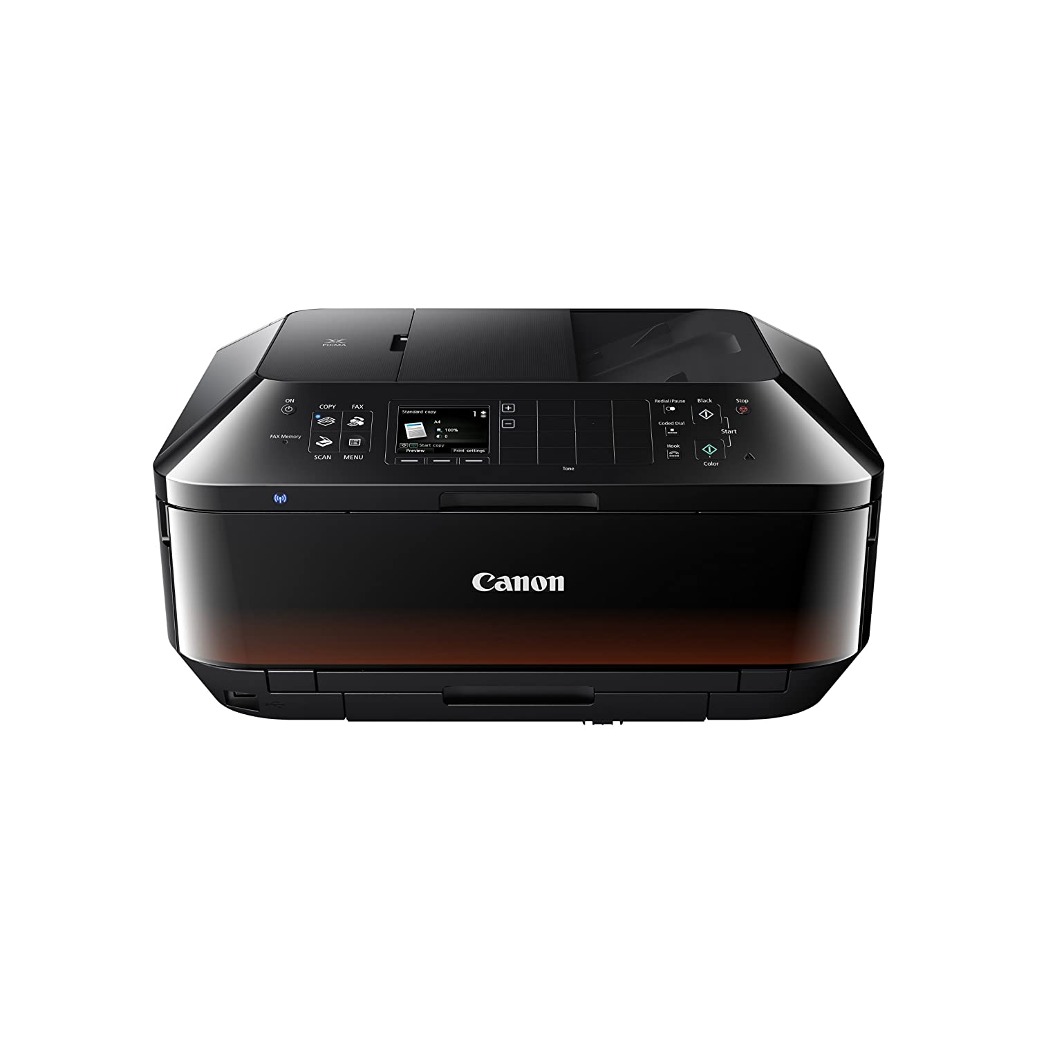 Canon Pixma MX 925 - Impresora Multifunción Color: Amazon.es ...