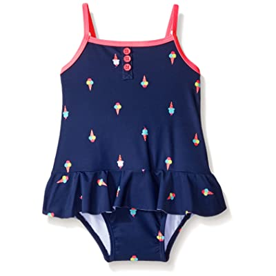 Carter's Baby Girls' One Piece Ice Cream Cone Swimsuit
