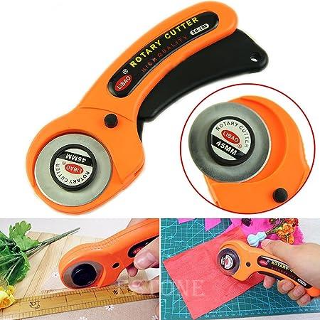 Heroneo/® 45 mm Strumento con lama circolare per tagliare la stoffa