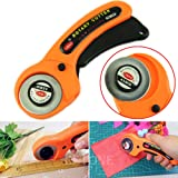 HeroNeo® 45mm Rotary Cutter Premium Quilters Sewing Quilting Fabric Cutting Craft Tool