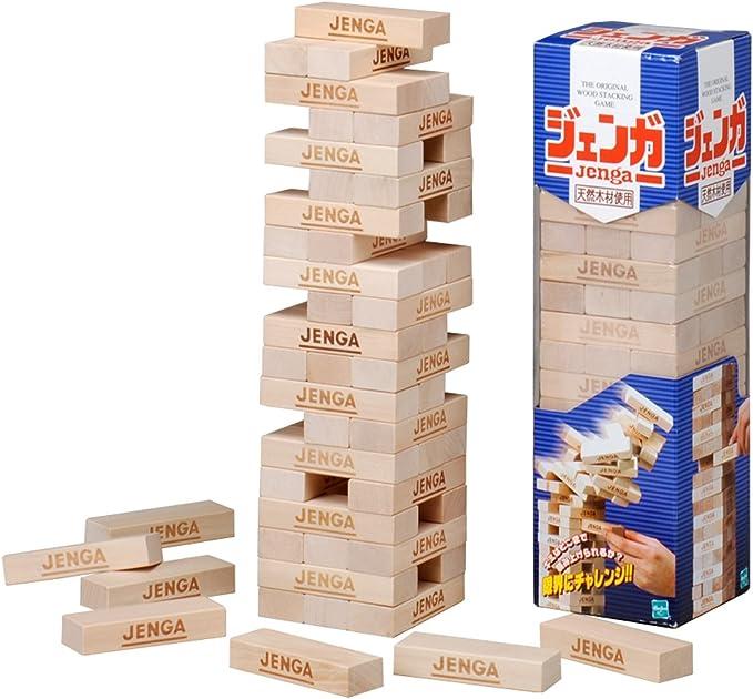 Jenga: Amazon.es: Juguetes y juegos