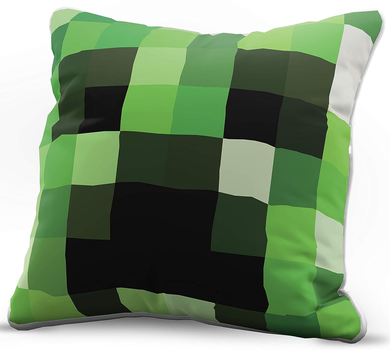 Jay Franco Minecraft Decorative Pillow Cover Creeper