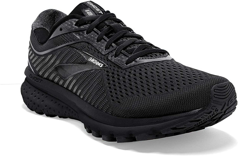 Brooks Women's Running Shoes, Black Turbulence Cornflower, us-0 / asia size s