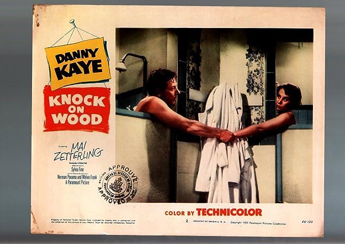 knock on wood danny kaye full movie