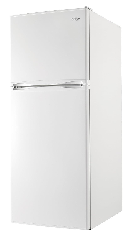 Amazon danby dff100c1wdb frost free refrigerator with top mount amazon danby dff100c1wdb frost free refrigerator with top mount freezer 99 cubic feet white appliances cheapraybanclubmaster Images