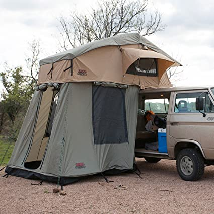 Tuff Stuff Ranger Overland Rooftop Tent with Annex Room & Amazon.com: Tuff Stuff Ranger Overland Rooftop Tent with Annex ...