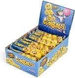 Emoji Gumballs, 24 Count (5-Pack) 120 Gumballs Bulk