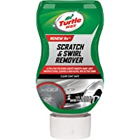 Turtle Wax Scratch & Swirl Remover Bottle (11 Oz.)