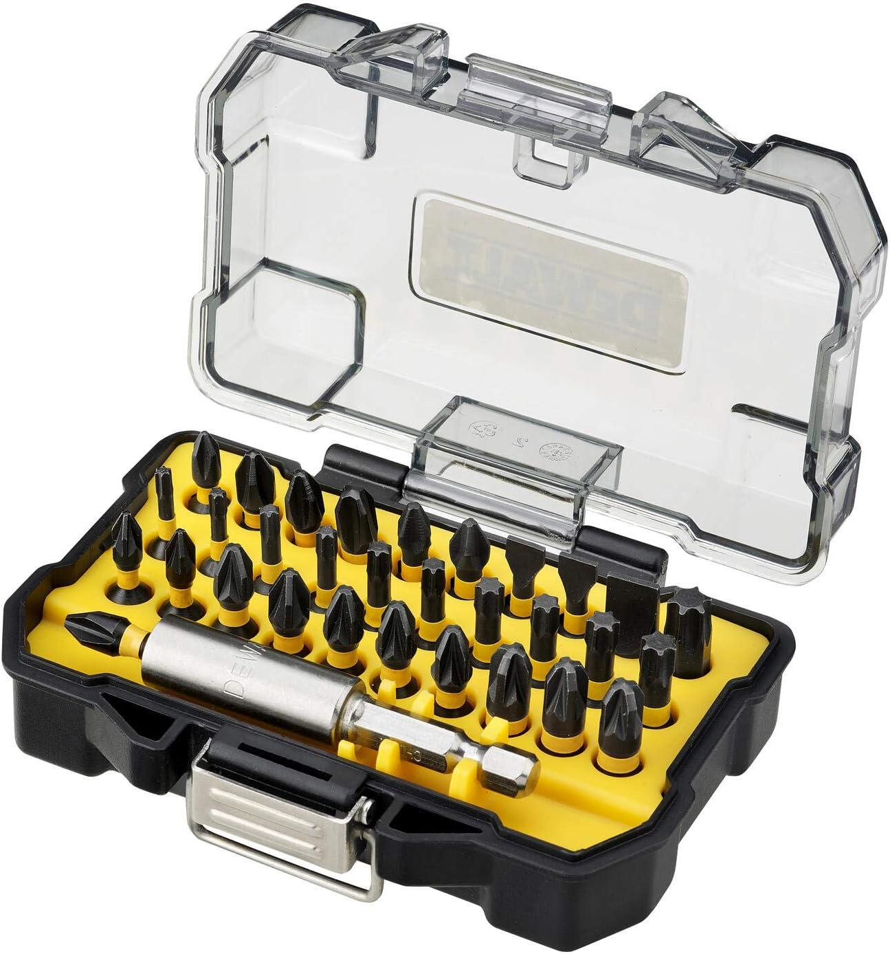 Pour Perceuse-Visseuse 25 x T40 25mm DEWALT DT70559T-QZ Petite Bo/îte dembouts Impact Torsion