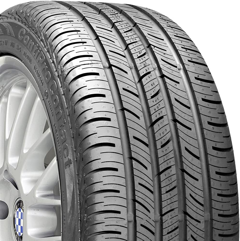 Continental ContiProContact SSR Run-Flat Performance Radial Tire - 225/50R17 94V