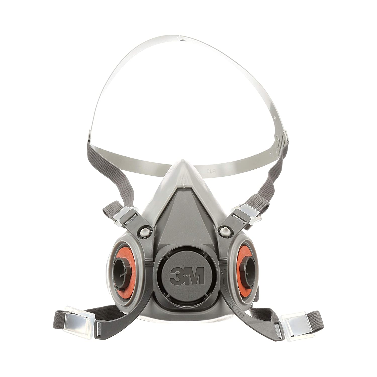 3M™ Half Facepiece Reusable Respirator, 6200, medium