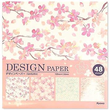 Amazon.com: Hermoso papel de origami japonés (a.k.a. ...