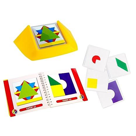 Imaginarium Geometricolor - Juego de retos, unisex
