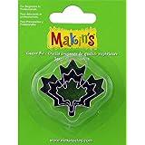 Makin's USA Makin's Clay Cutters 3/Pkg-Maple Leaf