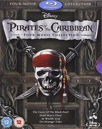 Pirates of the Caribbean Quadrilogy Dual Audio Torrent Full HD Movie Download