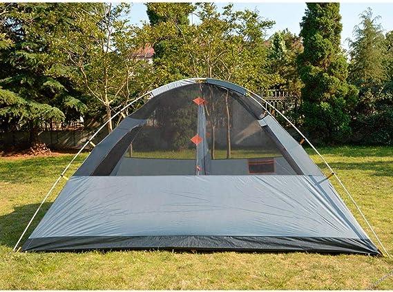 13/' X 9/' écran Large Maison Extérieur Camping Tente Shelter Canopy Moustiques Net