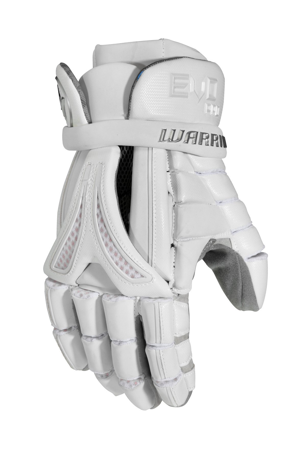 Warrior Evo Pro Gloves, Large, White