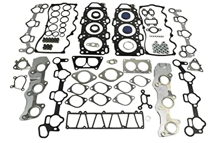 Amazon Com Itm Engine Components 09 11165 Cylinder Head Gasket Set