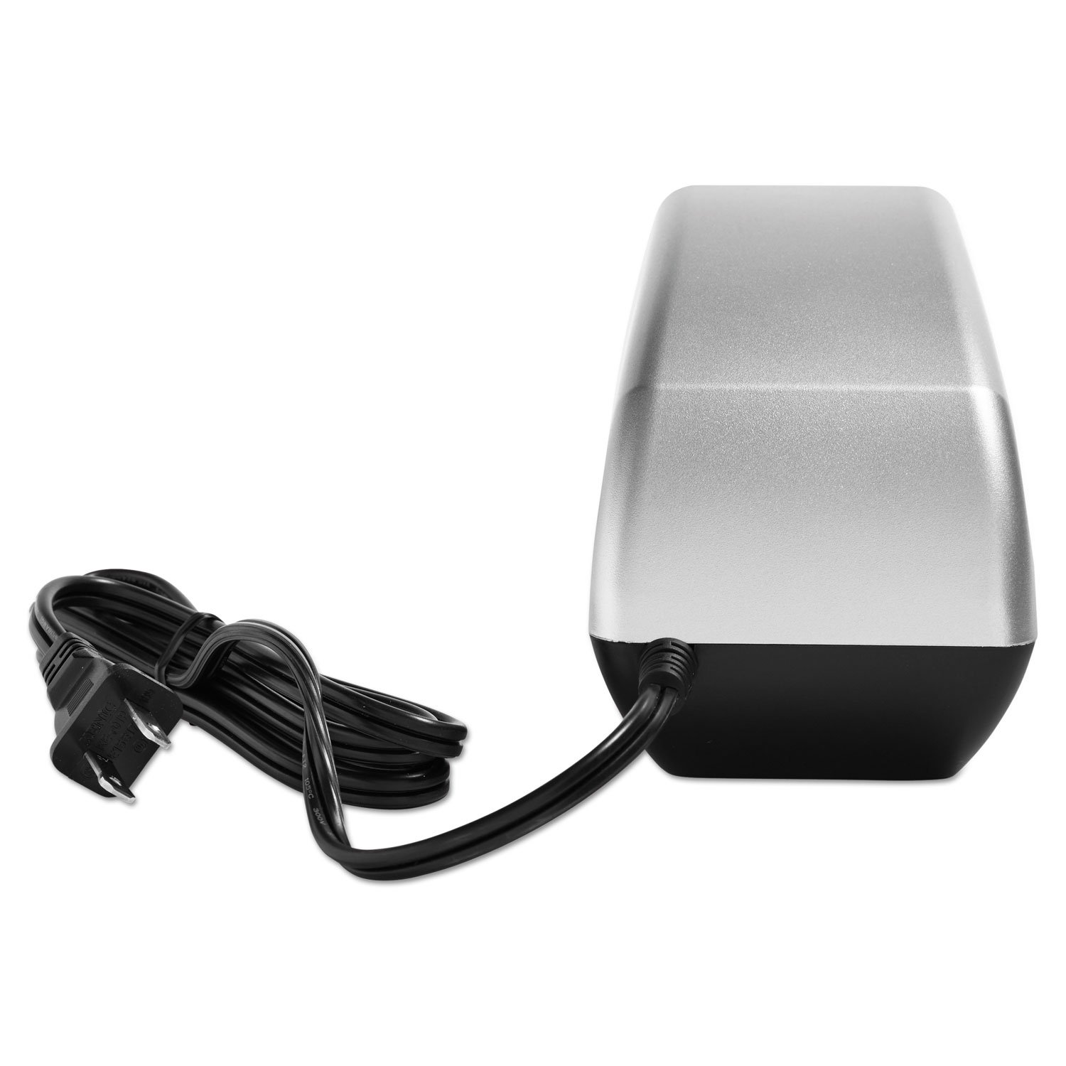 X-ACTO 1900 Helix Office Electric Pencil Sharpener, Silver/Black by X-Acto (Image #3)