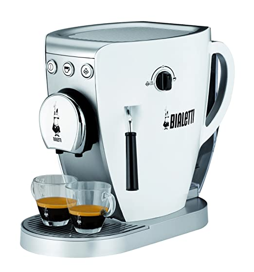 Bialetti TAZZISSIMA WHITE Independiente - Cafetera (Independiente ...