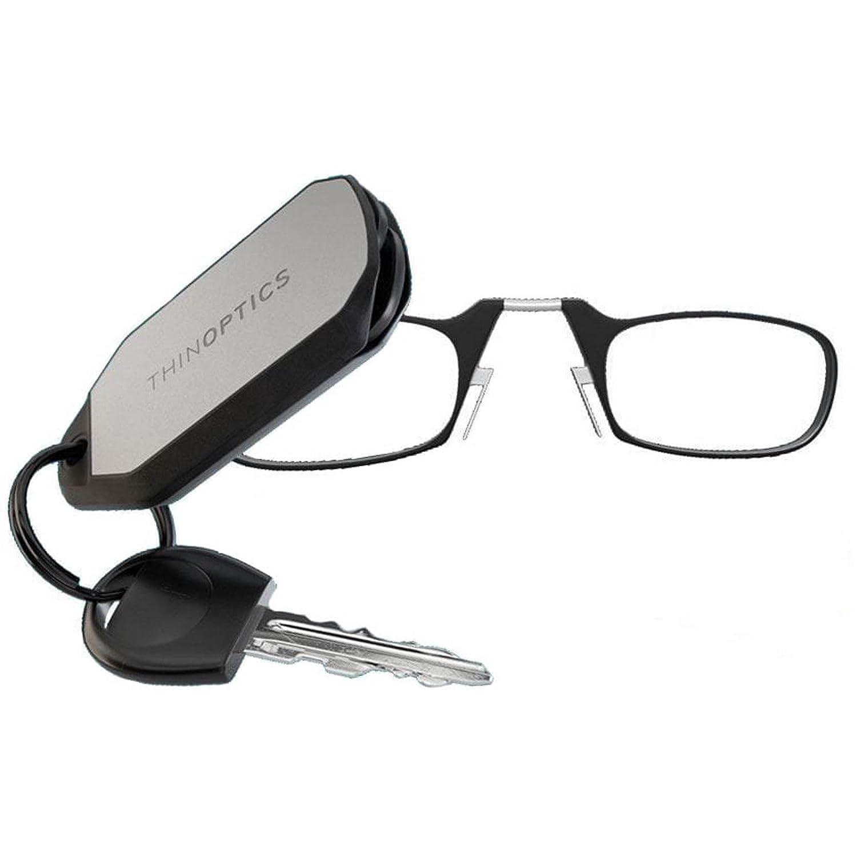 f38771cb10b7 ThinOPTICS ThinOptics Reading Glasses + Keychain Case