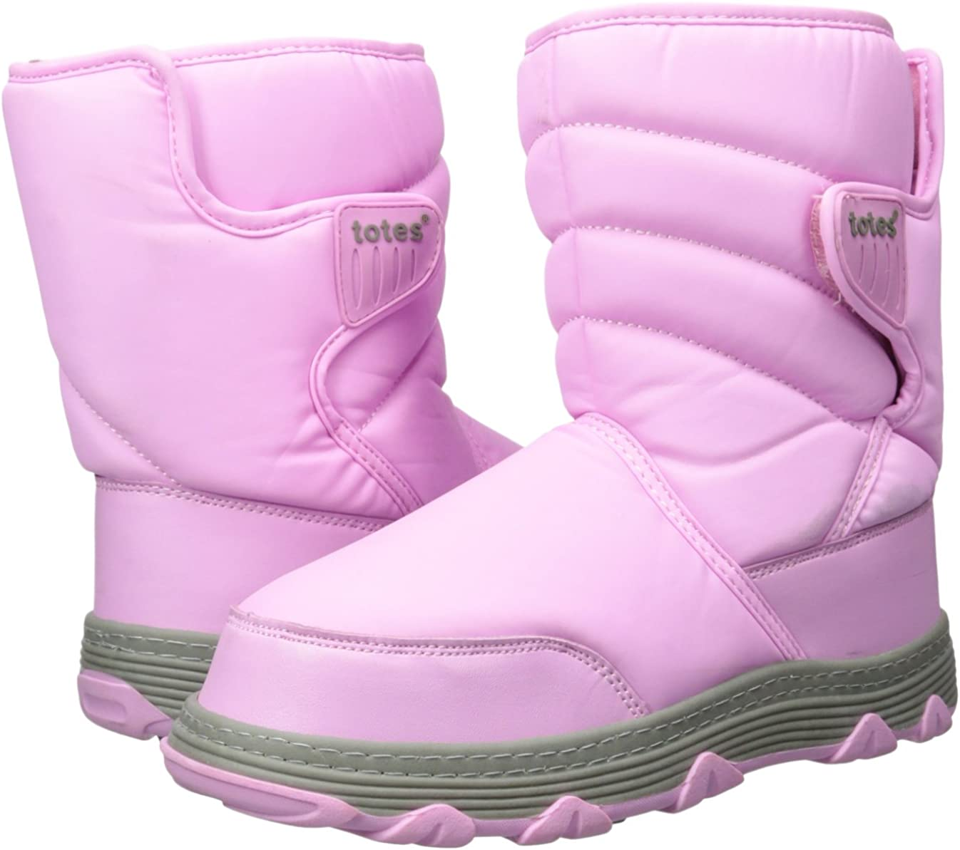 totes Kids Vana Waterproof Snow Boots for Boys and Girls