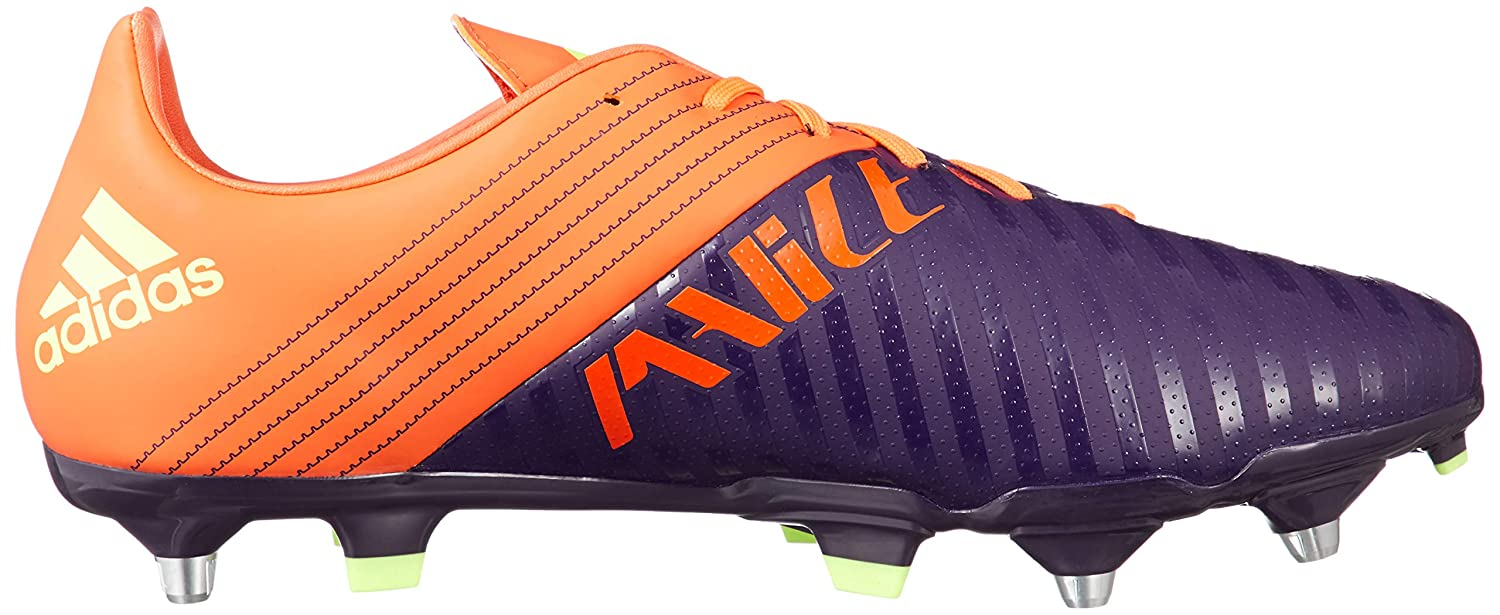 size 40 d1c63 0c693 adidas Malice SG, Chaussures de Rugby Homme  Amazon.fr  Chaussures et Sacs