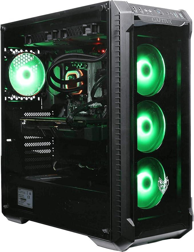 Gaming PC 32 GB RAM Captiva