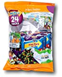 Party Favor Play Pack - Nickelodeon - 24 Mini Packs