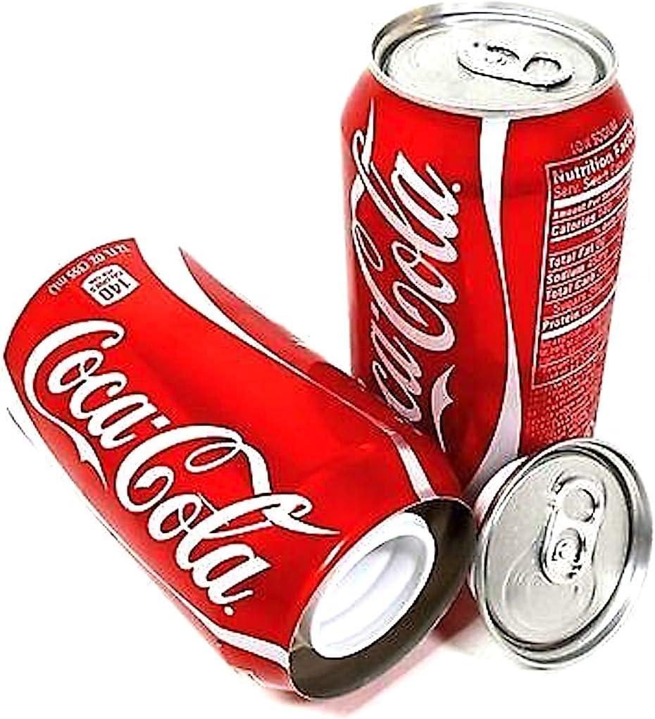Coca Cola Coke Soda Can Diversion Stash Safe Model: Office Supply Store