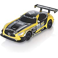 Scalextric-Mercedes AMG GT3 Race Scout Coche Pista, Color