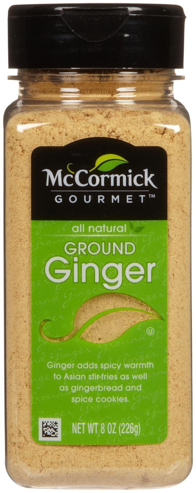 Mccormick Ground Ginger, 8 Ounce
