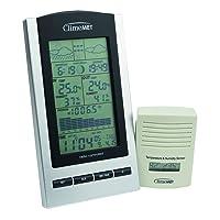 ClimeMET CM9088 Wireless Indoor & Outdoor Digital Weather Station