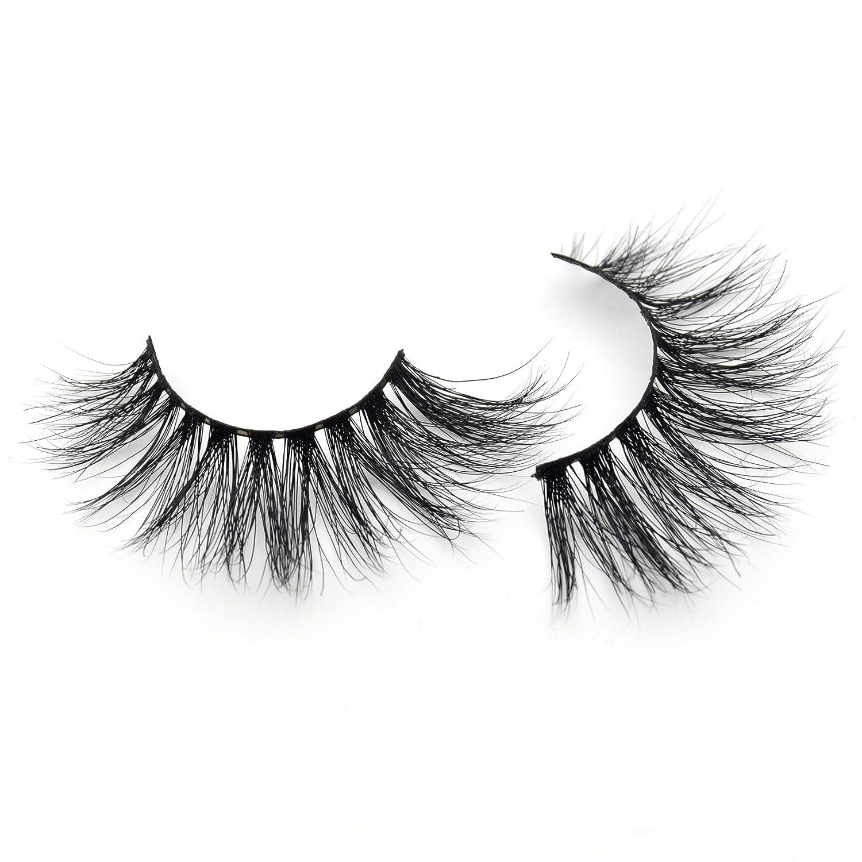 Visofree High Volume Mink Lashes Cruelty-free 3D Mink Eyelashes/False Eyelashes