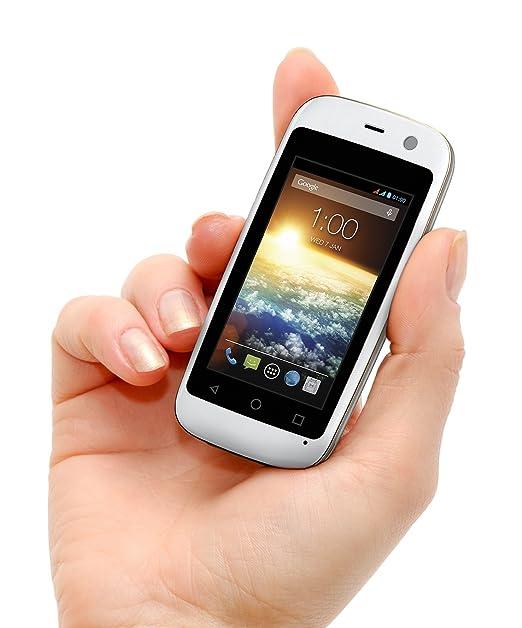 amazon com posh mobile micro x the smallest smartphone in the