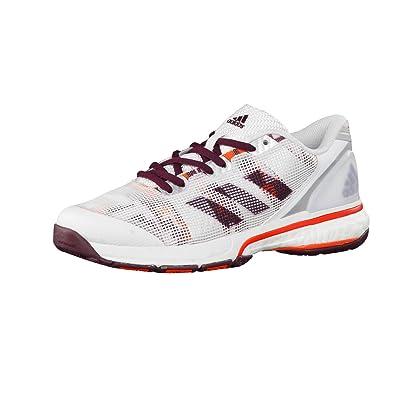 brand new 71989 c9e54 adidas Damen Stabil Boost 20y W Handballschuhe Elfenbein (Bianco  FtwblaGranatEnergi) 46 EU - associate-degree.de